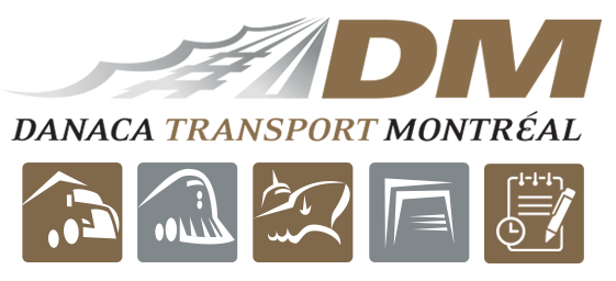Danaca Transport Montréal Logo